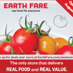 Earth Fare Grocery Store display ad