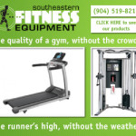 Southeastern Fitness Equipment display ad